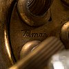 Mauri almari, kattovalaisin, malli k1-42, idman 1900-luvun puoliväli. korkeus 80 cm.