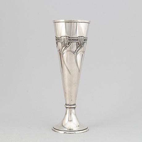 Erik linderoth, vas, silver, motala, 1916.