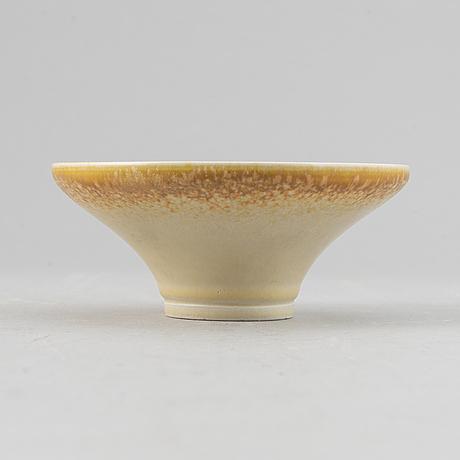 Two swedish stoneware bowls.