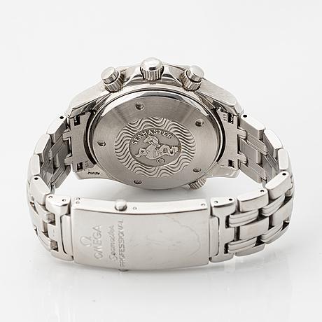 Omega, seamaster professional (300m/1000ft), chronometer, wristwatch, 41,5 mm.