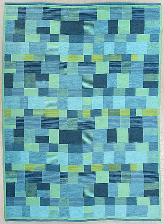 A possibly ingrid dessau/kasthall carpet ca 230 x 165 cm.