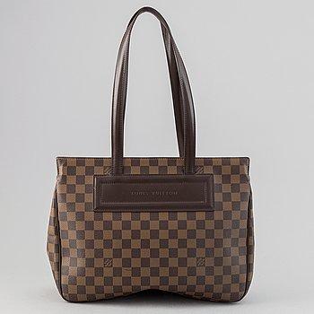 Louis Vuitton, a Damier Ebene handbag, 2001.