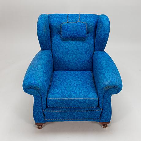 Nojatuoli, 1900-luvun puoliväli.