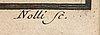Six copper engravings with acient motifs, naples 1750s - 1790s.
