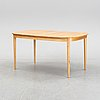 Carl malmsten, a 'vardags' dining table for stolab 1996.
