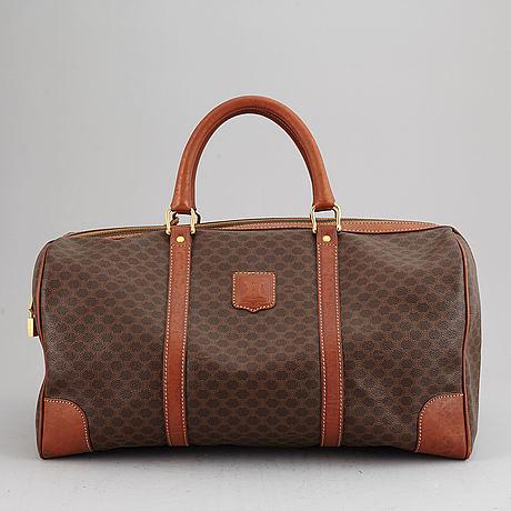 Céline, a 'macadam duffle bag'.