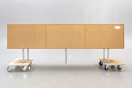 Ib kofod larsen, sideboard, seffle furniture factory, 1960s.
