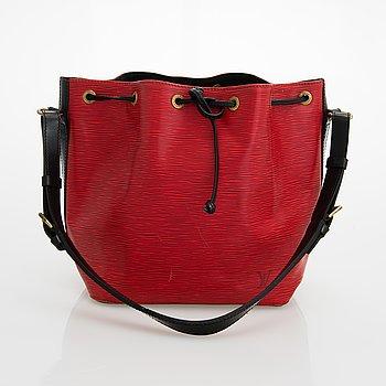 Louis Vuitton, Epi petit Noé Bag.