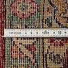Matto, semi-antique tabriz, ca 295 x 190 cm.