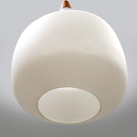 Uno & östen kristiansson, ceiling lamp, luxury, vittsjö, 1950s / 60s.