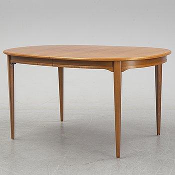 Svante Skogh, a 'Vindö' dining table from Balder Möbler, Vaggeryd, second half of the 20th century.