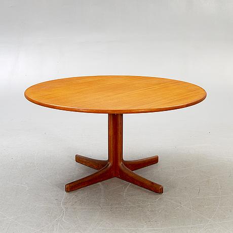 Karl erik ekselius, a teak coffee table.