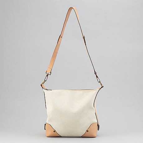 Mulberry, a scotchgrain handbag and a toilet bag.