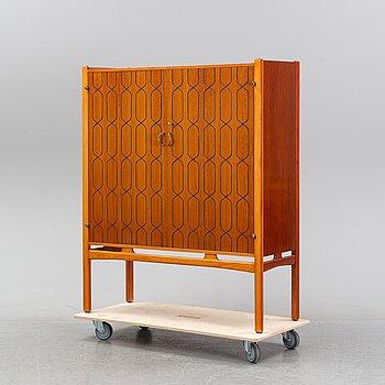 David Rosén, a 'Napoli' mahogany cabinet for Westbergs Möbler, mid 20th Century.