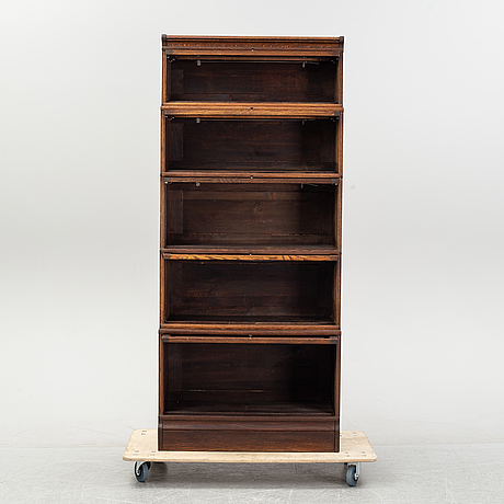 A book case from boknäs, 21st century.