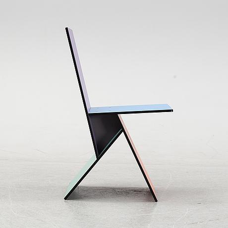 """Verner panton, """"vilbert"""" chair, ikea, 1993-1994."""