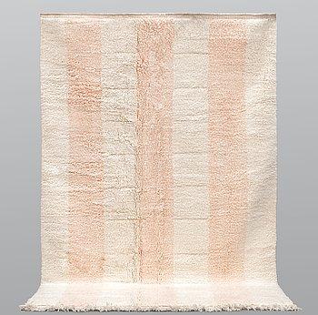 A Moroccan carpet, 304 x 200 cm.