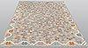 A carpet, kilim, 238 x 174 cm.