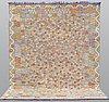 A carpet, kilim, 310 x 248 cm.