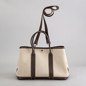 "A Hermès  ""Garden bag""."