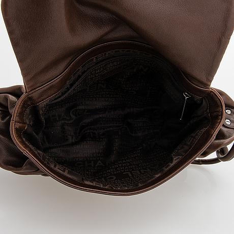 Chanel, cc rings flap bag, 2004-2005.
