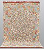 A carpet, kilim, 280 x 195 cm.