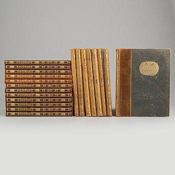 20 volumes of the book series Svenska hem i ord och bild, E.Lundquists Bokförlag, Stockholm, 1913-32.