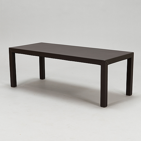 Rodolfo dordoni, a 'florence' side table for minotti, italy.