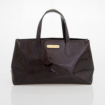 Louis Vuitton, Monogram Vernis Wilshire Bag.
