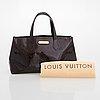 "Louis vuitton, ""wilshire"", väska."