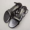 Yves saint laurent, skor ett par strl 39,5.