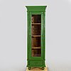 A 20th century display cabinet.