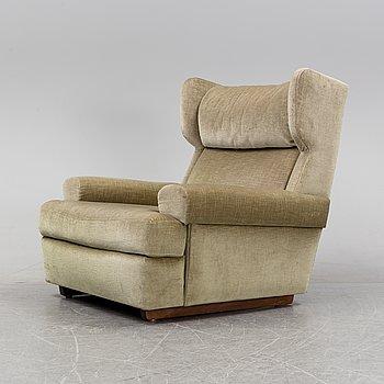 Åke Nilsson, a 'Master' armchair, Dux AB, launched 1969.