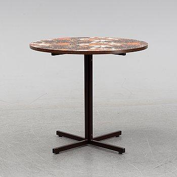 A Swedish café table, 1970s.