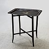 Tray with table / stand, first part of the 20th century.