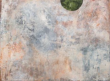 Jette L Ranning, oil on canvas, A verso signed, dated.