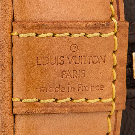 """Louis vuitton, """"alma"""", laukku."""