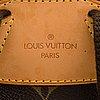 "Louis vuitton, ""montsouris"", reppu."