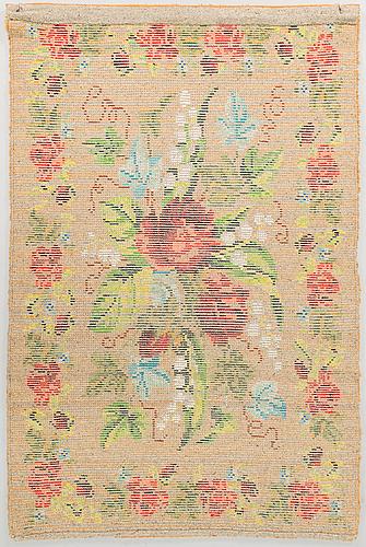 Rya, 1900-talets mitt. ca 168x112 cm.