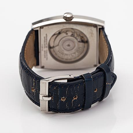 Hamilton, wristwatch, 37 x 51 mm.