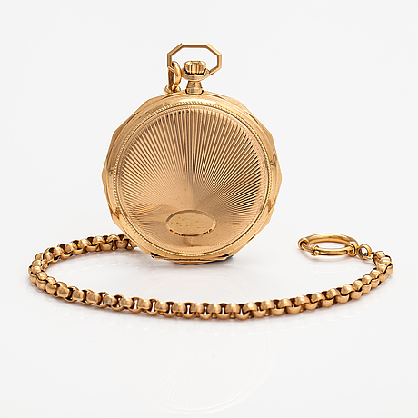Klythia, pocket watch, chronometer, 53 mm.