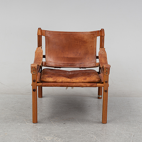 Arne norell, a 'sirrocco' easy chair, 1960's/1970's.