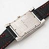 Bulgari, rettangolo, wristwatch, 26 x 36 (45) mm.