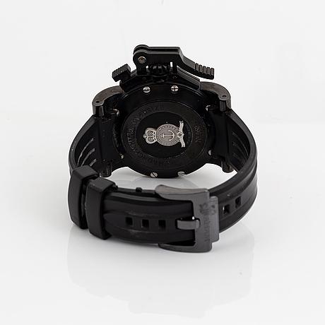 Graham, chronofighter oversize, diver, kronograf, armbandsur, 47 mm.