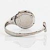 Georg jensen, vivianna, design torun bülow-hübe, wristwatch, 33 mm.