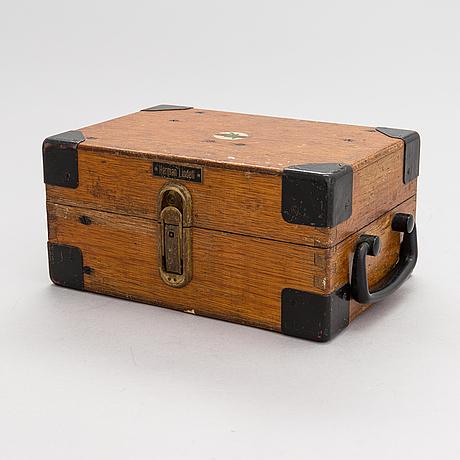 Carl zeiss, avvägningsinstrument. 1900-talets mitt.