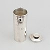 Christofle, a franch silver plated coffee pot.