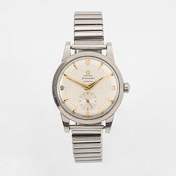 """Omega, Seamaster, """"Jumbo"""", wristwatch, 36 mm."""