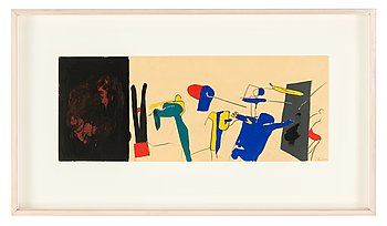 13. Lage Lindell, Untitled.