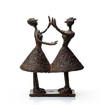 44. Louis Cane, Dancing Girls.